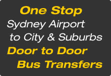 One Stop Door to Door Bus Travels - Sydney Airport Transfers - Star Shuttle